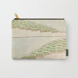 Minimalist Trees Carry-All Pouch