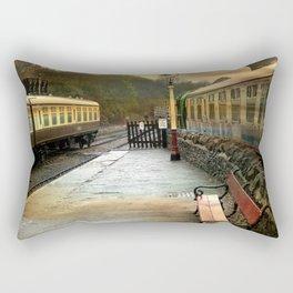 All Aboard! Rectangular Pillow
