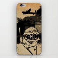 war iPhone & iPod Skins featuring War by Joseph Nathan