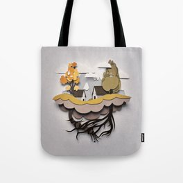 Buenos Vecinos - Good Neighbours Tote Bag