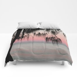 The Sunrise Weeping Tree Comforters