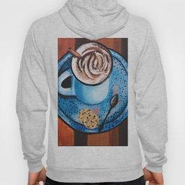 Cappucino Time Hoody
