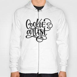 Cookie Artist Hand Lettering Hoody