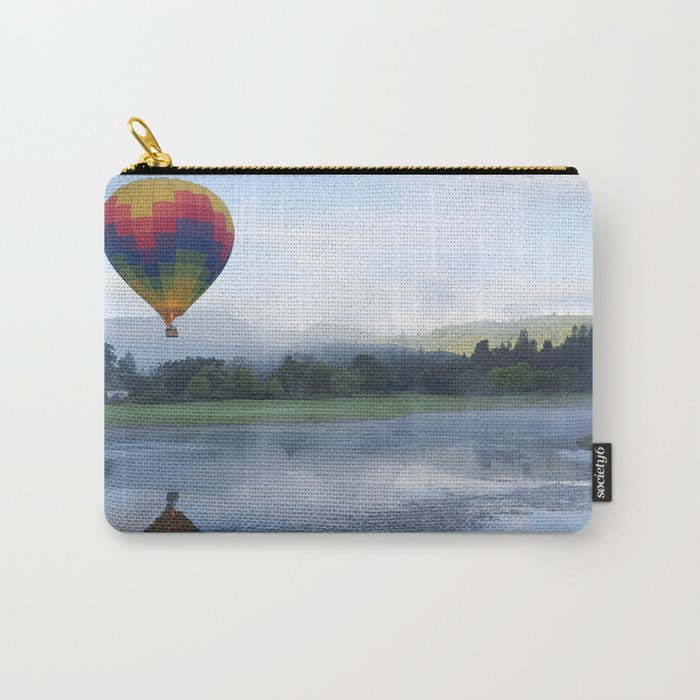 Hot Air Balloon #2 Carry-All Pouch
