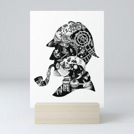 Mr. Holmes Mini Art Print