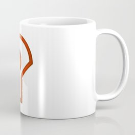 Futuristic Cyborg Logo 5 Coffee Mug