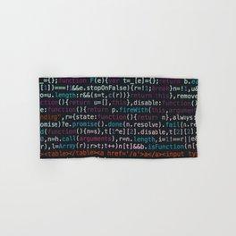 Computer Science Code Hand & Bath Towel