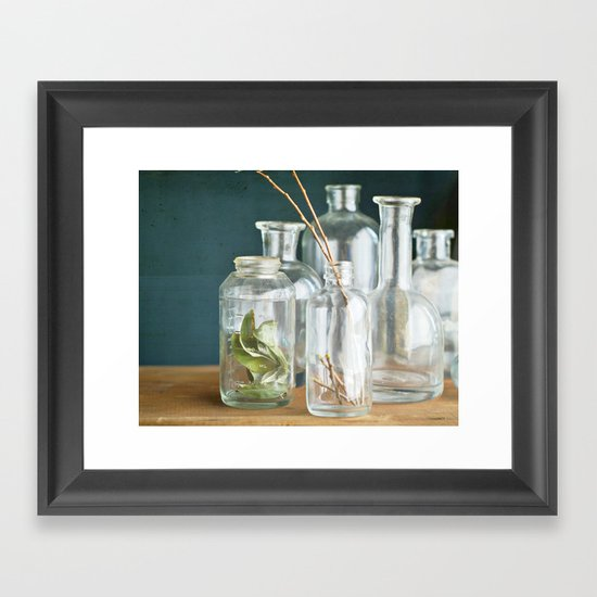 Apotheke Framed Art Print