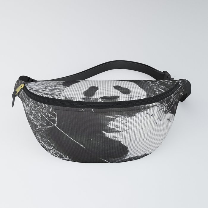 Urban Pop Art Panda Fanny Pack