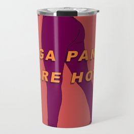 Yoga Pants Travel Mug