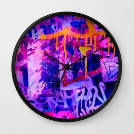 CANDY SPILL Wall Clock