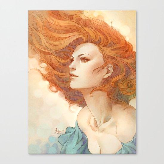 Pepper Breeze New Canvas Print