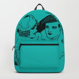 Guy and Gal Pal Around Town Backpack