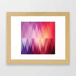 Digital Abstract Framed Art Print