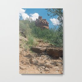 Red Rocks Arizona Metal Print