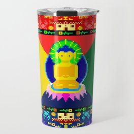 Sand Mandala I Travel Mug