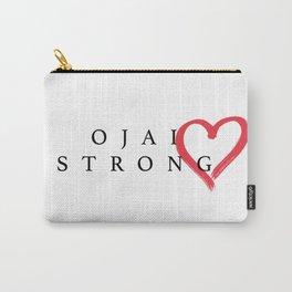Heart Ojai Carry-All Pouch