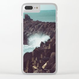 Unstoppable Clear iPhone Case