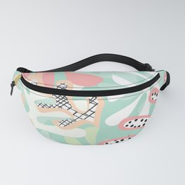 Matisse Pattern 005 Fanny Pack