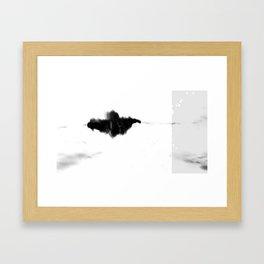 "Tribute to the China Millennium Poem "" Jian Jia"" (a kind of reeds) No. 3 Framed Art Print"