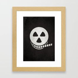 Horror Film Framed Art Print