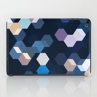 honeycomb iPad Cases featuring HONEYCOMB by ED design for fun