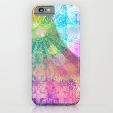 Moon and Sun having a shine out Slim Case iPhone 6