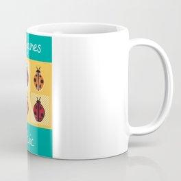 Ladybug Picnic Coffee Mug