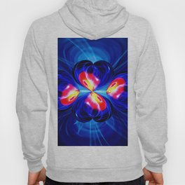 Abstract in pefection 111 Hoody