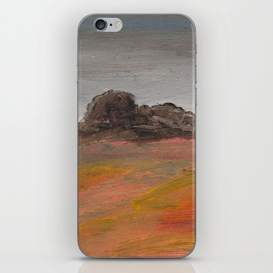 On the Crest of a Hill iPhone & iPod Skin