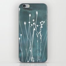 Abstract Flowers 5 iPhone & iPod Skin