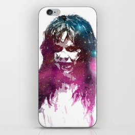 Galaxy Linda Blair Regan MacNeil The Exorcist iPhone Skin