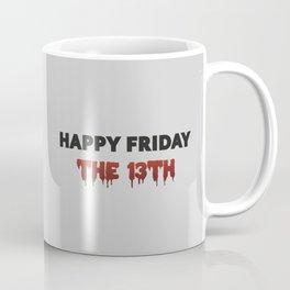 The Bloody Friday Coffee Mug