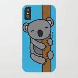 Cute Koala iPhone Case