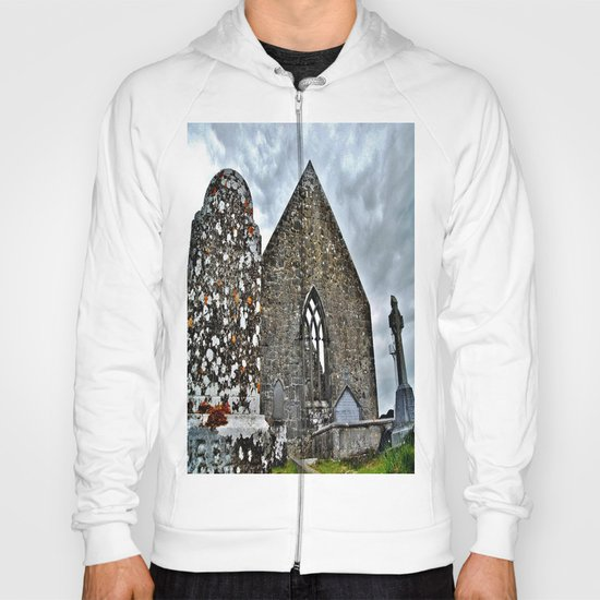 All Falls to Time Hoody