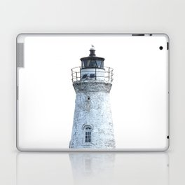 Lighthouse Illustration Laptop & iPad Skin