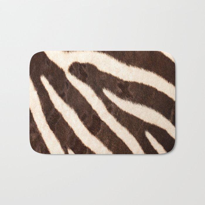 Zebra #society6 #buyart Bath Mat