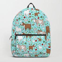 Cute Goats Backpack