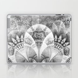 And on my canvas I'll paint a million mansions Laptop & iPad Skin