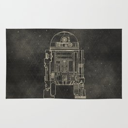 R2D2 Rug