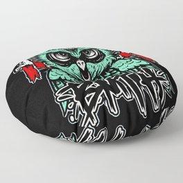 BMTH Owl Floor Pillow