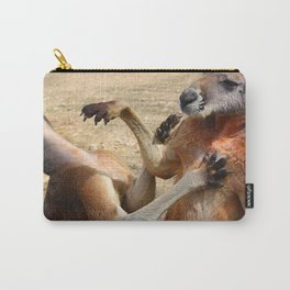 Relationships are difficult Carry-All Pouch