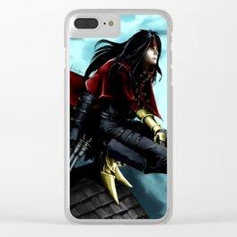 FFVII - Vincent Clear iPhone Case