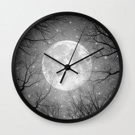 May It Be A Light Wall Clock