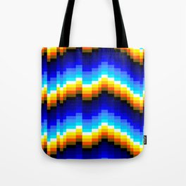 Wavelength A Tote Bag