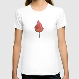 Little Red Tree T-shirt