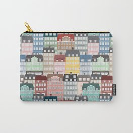 Wonderland of Happy People Carry-All Pouch