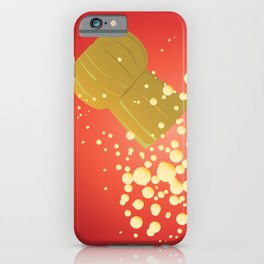 Flying Cork iPhone Case