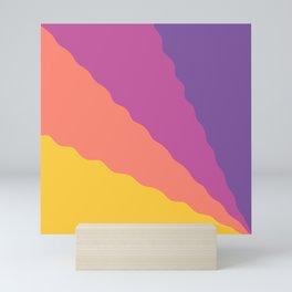 Groovy Swivel Mini Art Print