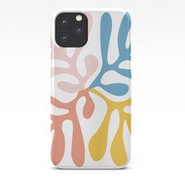 Matisse cutout -Abstract Modern Print, iPhone Case